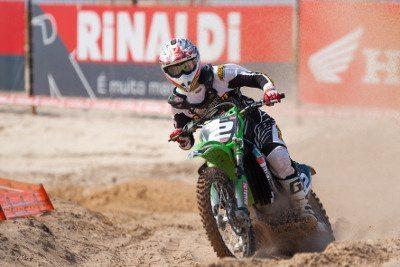 Dudu é o segundo colocado na classificação da MX2