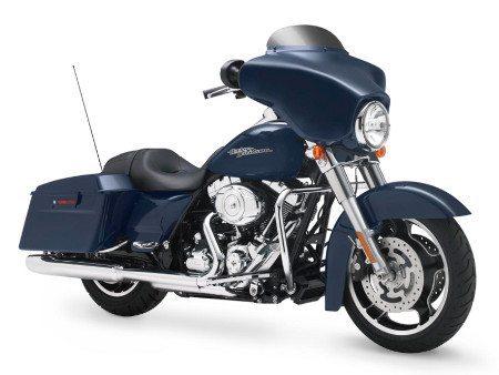 Harley-davidson Street Glide: recall