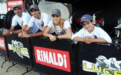 Equipe Lucena é a nova aposta da marca de pneus