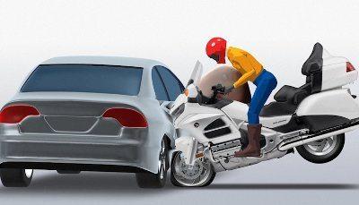 Único no mercado, desde 2006 esse sistema aumenta a segurança do motociclista