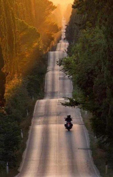 Não perca essa chance de pegar uma estrada