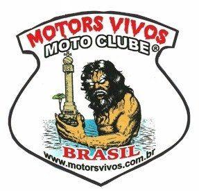 logo motors vivos moto clube