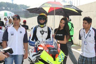 Gustavo Rodríguez, de Curitiba, um dos confirmados na GP Master