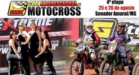 Calendário de motocross para agosto/2012