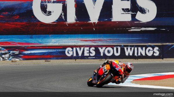 Neste fim-de-semana, no Red Bull Grande Prémio dos Estados Unidos, foi o piloto da Repsol Honda Team Casey Stoner que assinou uma dura vitória à frente de Jorge Lorenzo e Dani Pedrosa.