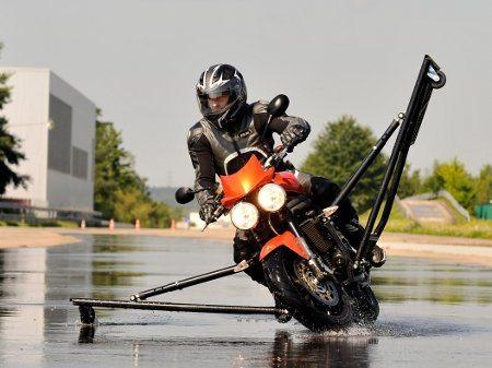 Bosch; Sicherheitssysteme für Motorräder