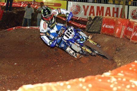 Arena Cross Carlos Campano