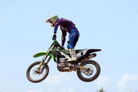 Antonio Jorge Balbi Jr, terceiro colocado na prova de Anchieta (ES)