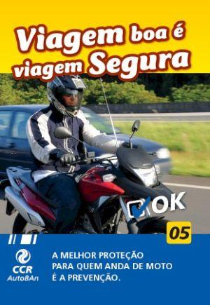 CCR AutoBAn visa a redução do número de acidentes com motos em rodovias