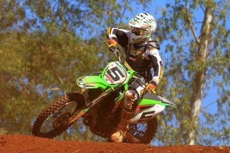 "Marcello ""Ratinho"" Lima, líder da MX Open e MX2 na Copa SP de MX"