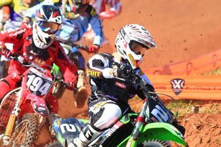 Dudu Lima, piloto Rinaldi do Brasileiro de motocross