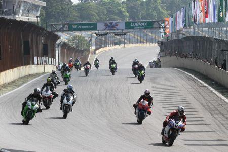 O Moto 1000 GP 2012 contará com a categoria de 600 cc