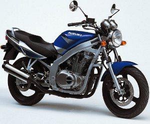 GS 500, modelo ainda muito procurado