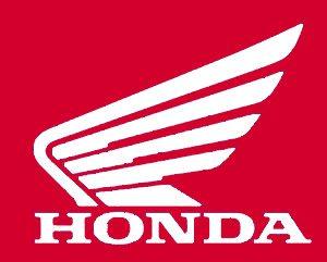 Logo Honda 10 Vermelho