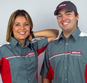 Moara e Ramon: apoio total da família