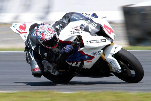 Luciano Ribodino fará parte da Equipe BMW Motorrad Alex Barros Racing em 2014
