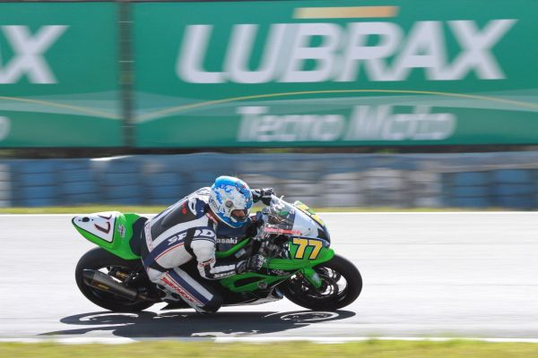 Walter Pimentel agora integra a equipe Colatreli Racing