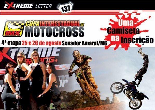 Motocross Copa Interestadual MG