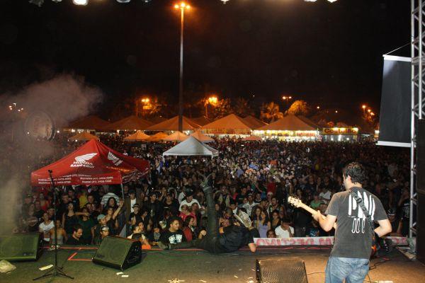 Shows nos 3 dias do evento atrairam multidões - Foto: Everson/Moto Tour
