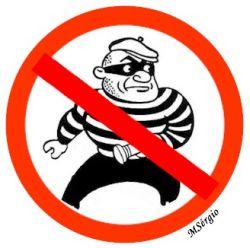 Proibido roubar