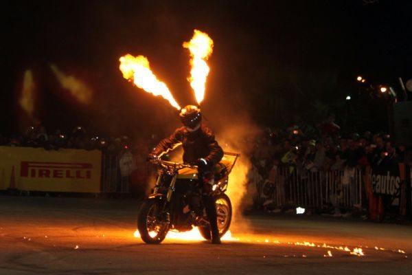 Silveira Martins (RS) vai ver apresentação da Pro Tork Road Show
