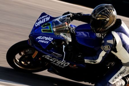 Wesley Gutierrez, conquista a pole no R1 GP 1000 em Interlagos