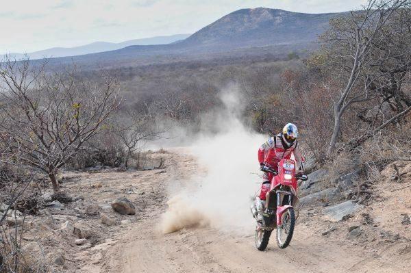 Só falta a etapa de amanhã (28) para Felipe Zanol ser o campeão do Rally dos Sertões 2012