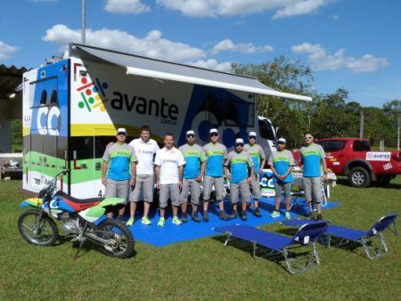 Jean Azevedo contará com o apoio da Equipe Avante no Sertões