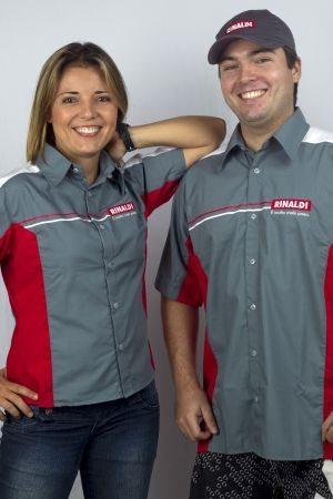 Ramon e Moara Sacilotti, prontos para o Sertões 2012