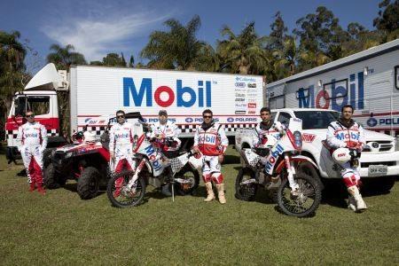 Equipe Mobil RNN pronta para o Rally dos Sertões
