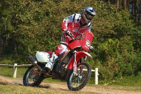 Felipe Zanol integrará a equipe oficial Honda no Rally Dacar 2013