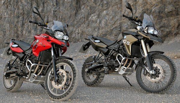 Cara de uma, focinho da outra: F 700 GS e F 800 GS com poucas diferenças