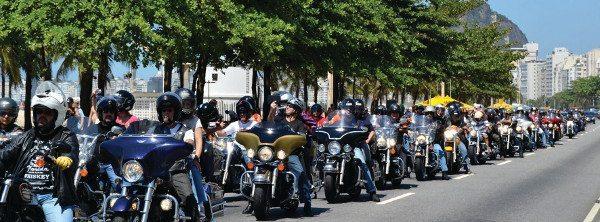 O desfile das Bandeiras, uma das atrações do evento