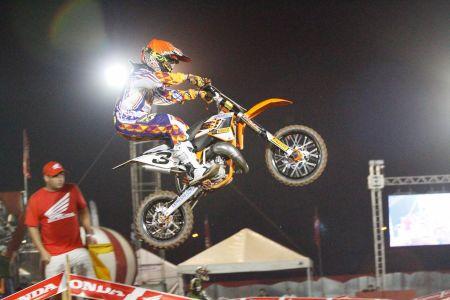 Indaiatuba (SP) volta a receber o Arena Cross em 2012