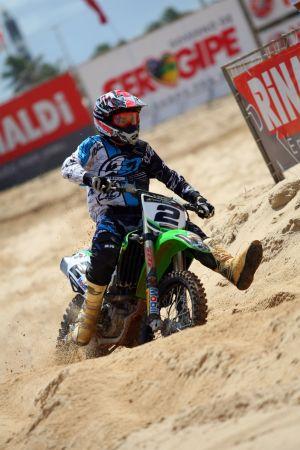 Chumbinho é recordista em títulos nacionais no motociclismo