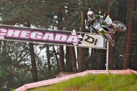 Kaio Miranda conquistou o título da MX2