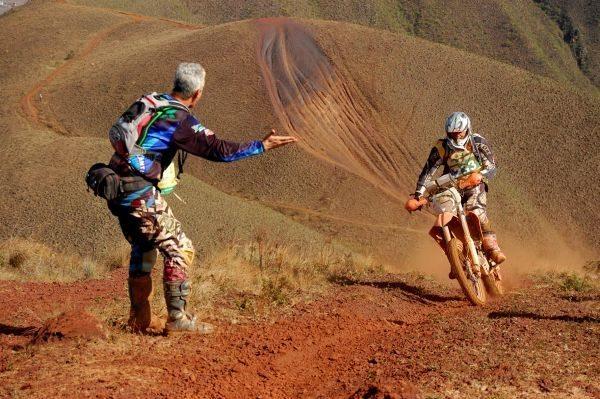 Relevo mineiro favorece trilhas com alto grau de dificuldade