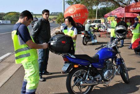 A Intervias, por meio do Projeto Escola OHL Brasil, realizará diversas atividades voltadas aos motociclistas, durante a Semana Nacional do Trânsito