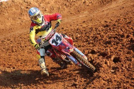Ney Marcolin garantiu por antecipação o título na MX40
