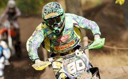 Gabriel Gentil representará o Brasil na categoriaMX1
