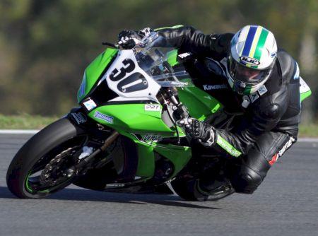 Renato Andreghetto é líder da categoria GP Light com duas vitórias