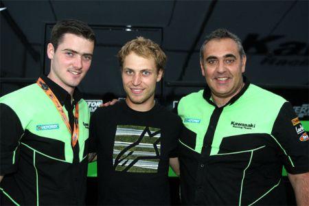 Enquanto isso, a Kawasaki MX contrata Jeremy Van Horebeek