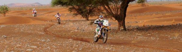 Zanol se prepara para o Rally do Marrocos, que acontece entre os dias 14 e 20 de outubro, na África