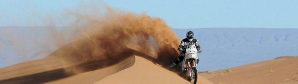 As altas temperaturas do deserto árabe serão um grande desafio para Zanol