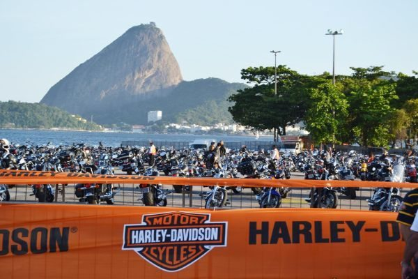 O Rio Harley Days promete muitas atrações nos tres dias do evento de 2012