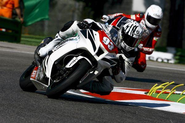 Matthieu Lussiana, 10º colocado no STK 1000cc em Nürburgring