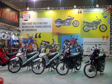 O Salão da Motocicleta abre para o público no dia 7/11