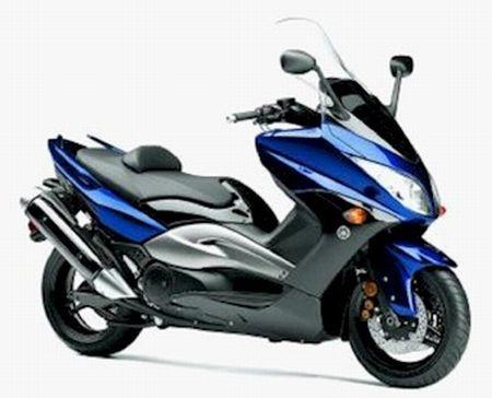 Yamaha Tmax 500, ainda ausente no nosso mercado