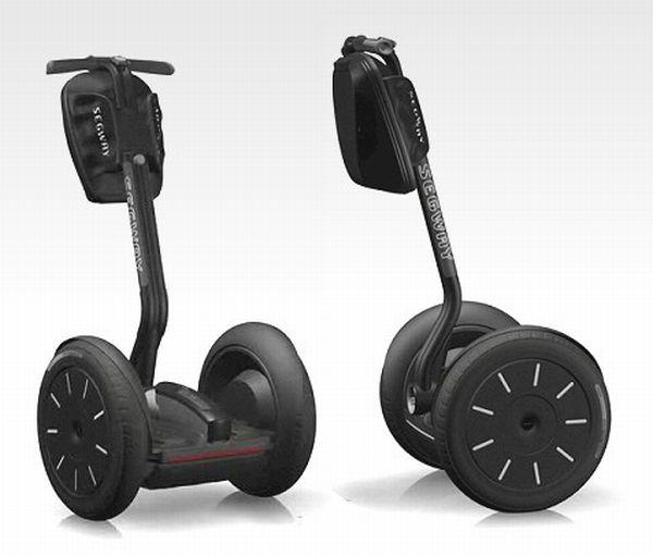 Segway, veículo elétrico de duas rodas
