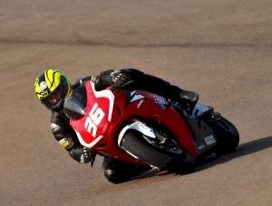 Superbike Series Maico Teixeira home